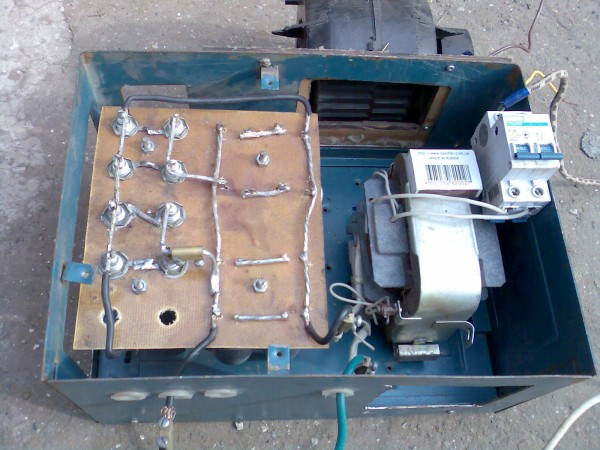 Зарядное устройство импульс зс-01 схема.