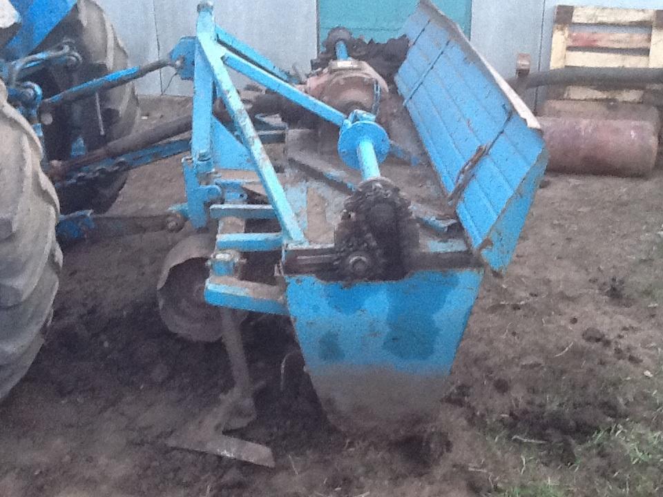 Фреза для трактора т 25 своими руками 71
