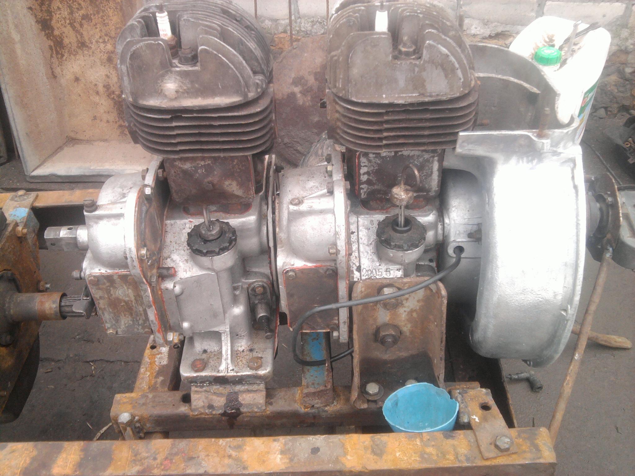 Двигатель для самоделки своими руками 499