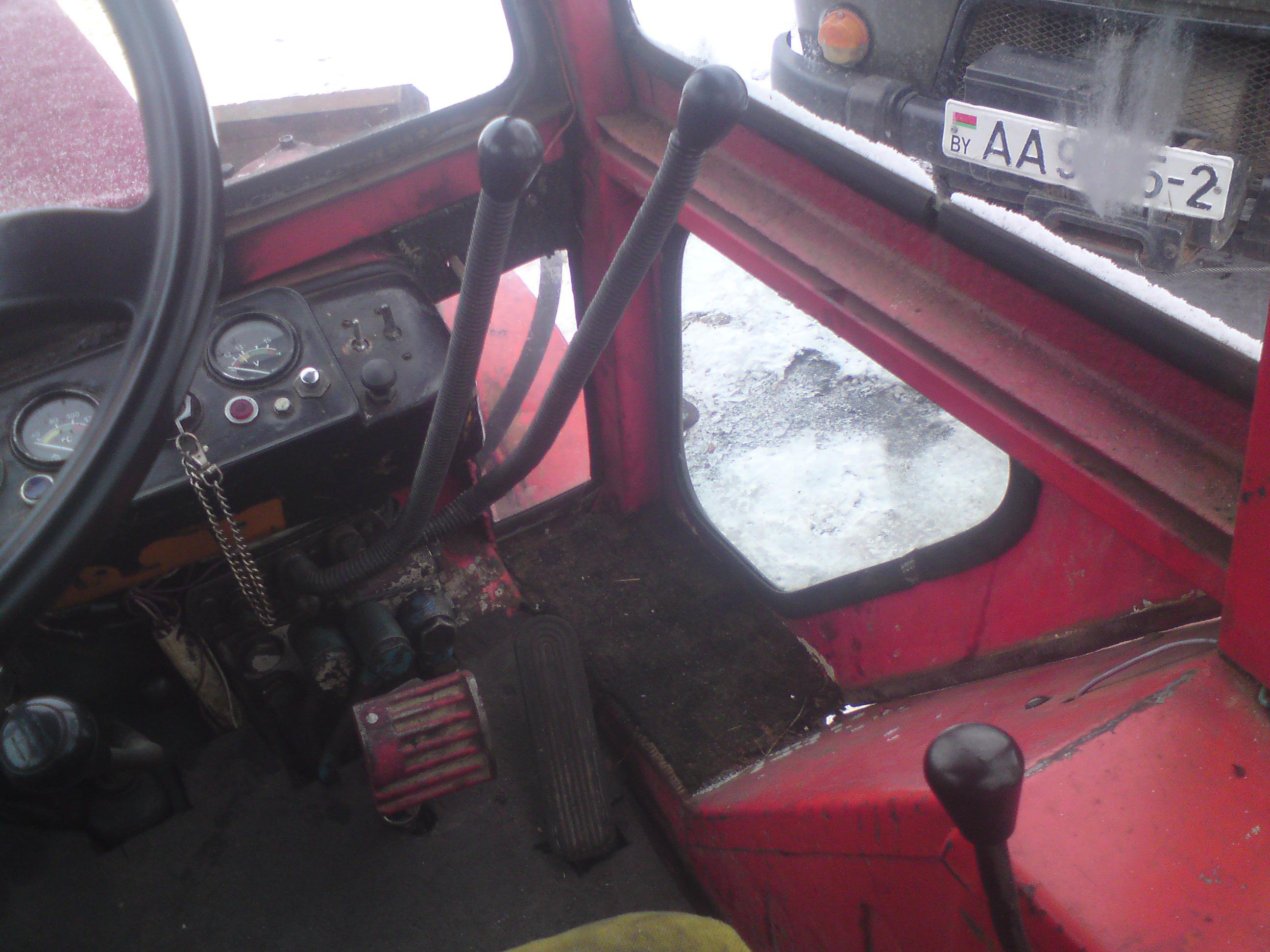 Кабина на трактор т 25 своими руками