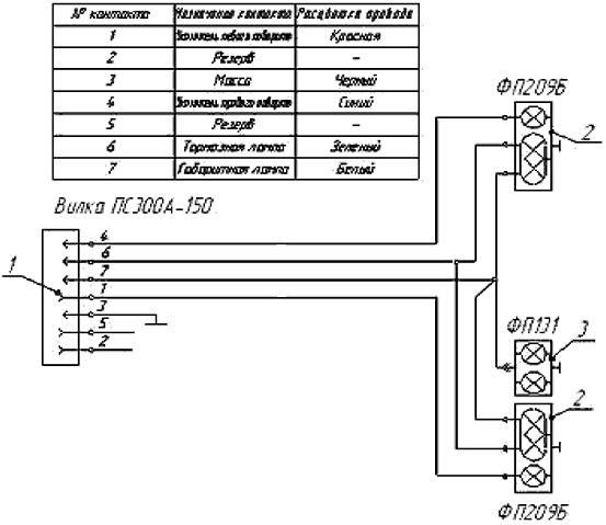 Модель м-63 подключения