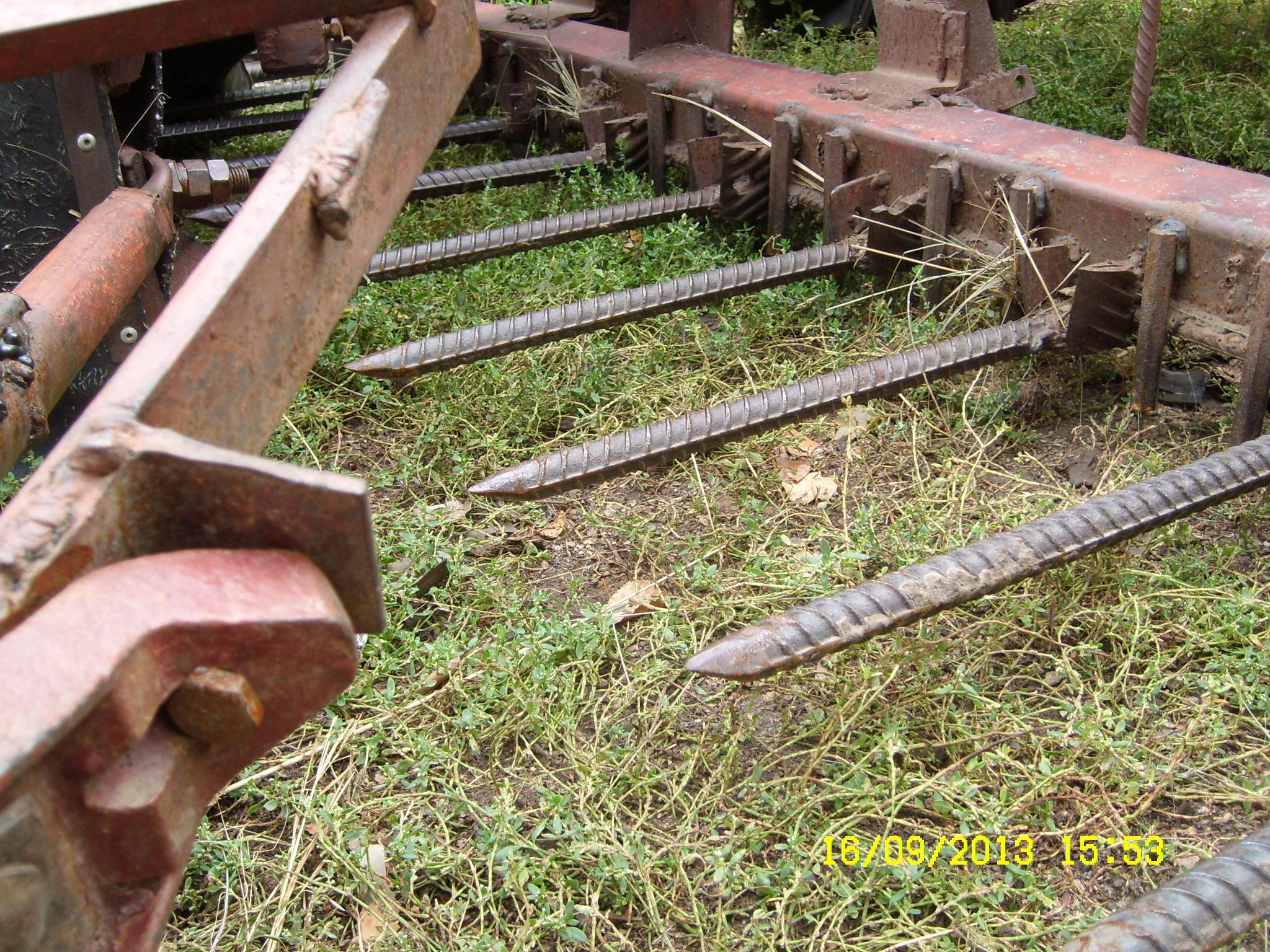 Волокуша для сена своими руками фото 155