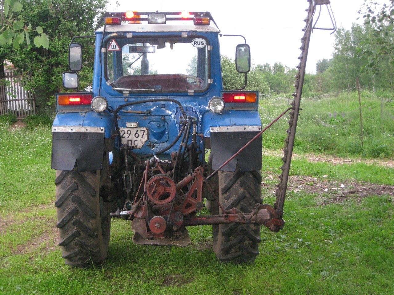 Тюнинг трактора юмз фото
