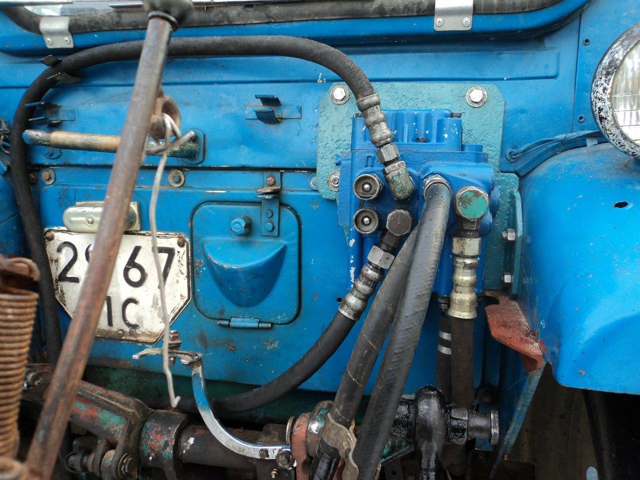Учёт Моточасов На Тракторе Мтз-82 - Одометры и спидометры.