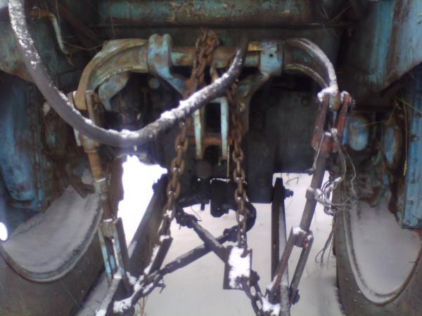 ПКУ-0,8 с ковшом для МТЗ-82 - agroru.com