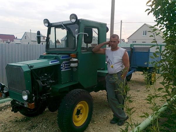 Резина (шины) на трактор Т-150