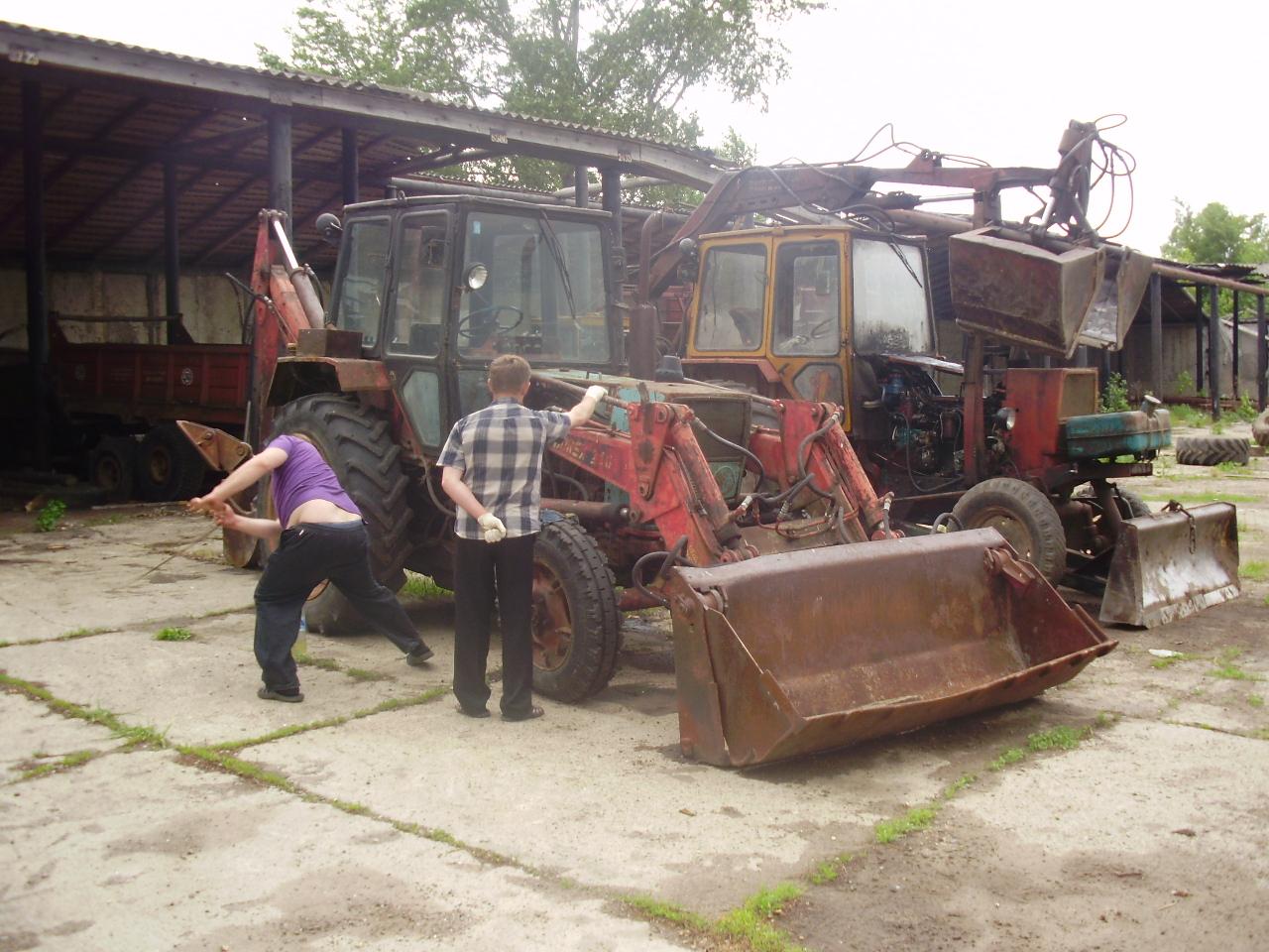 Восстановление и ремонт ДТ-75МЛ | Fermer.Ru - Фермер.Ру.