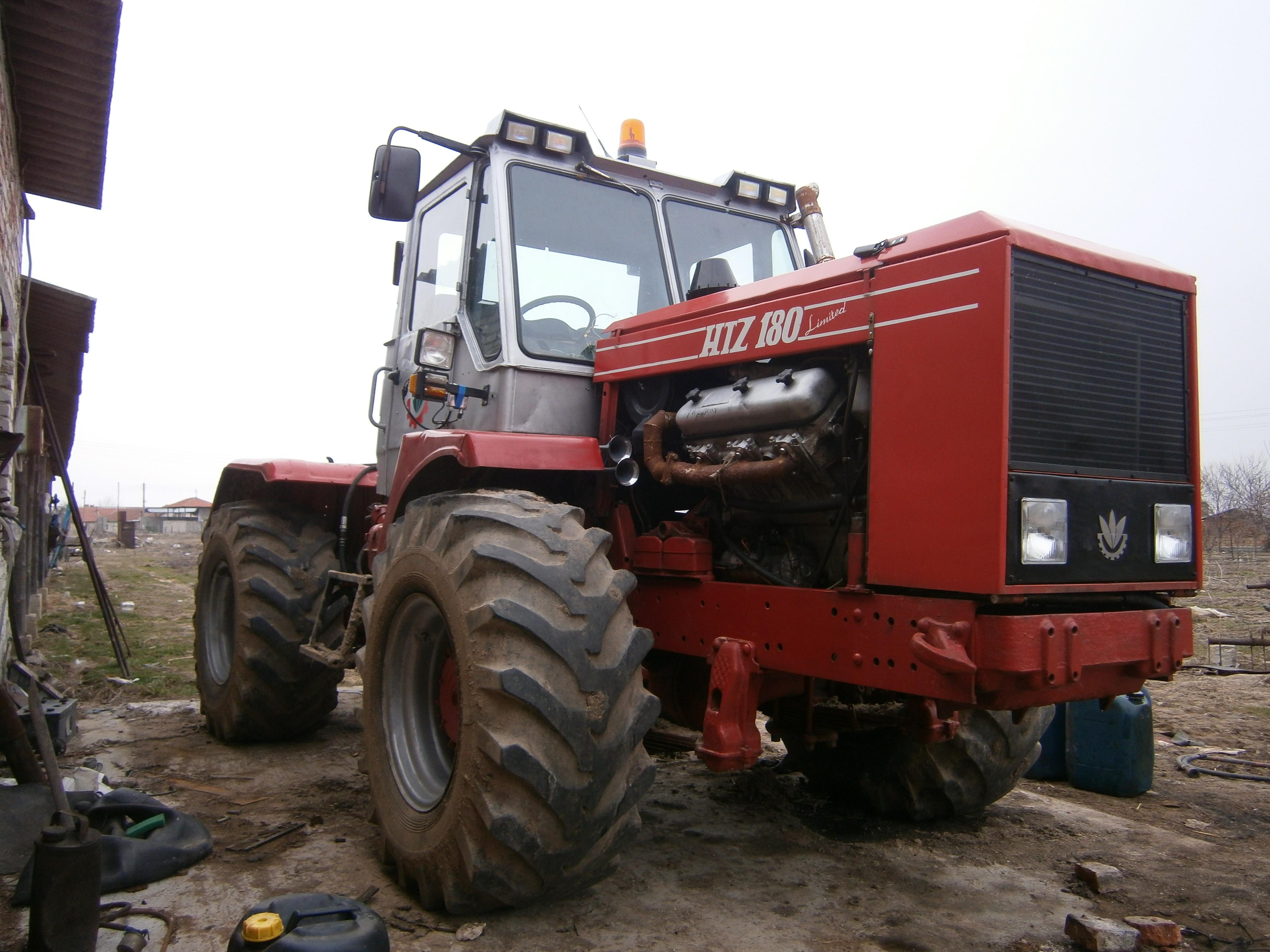 Трактор т 150к фото