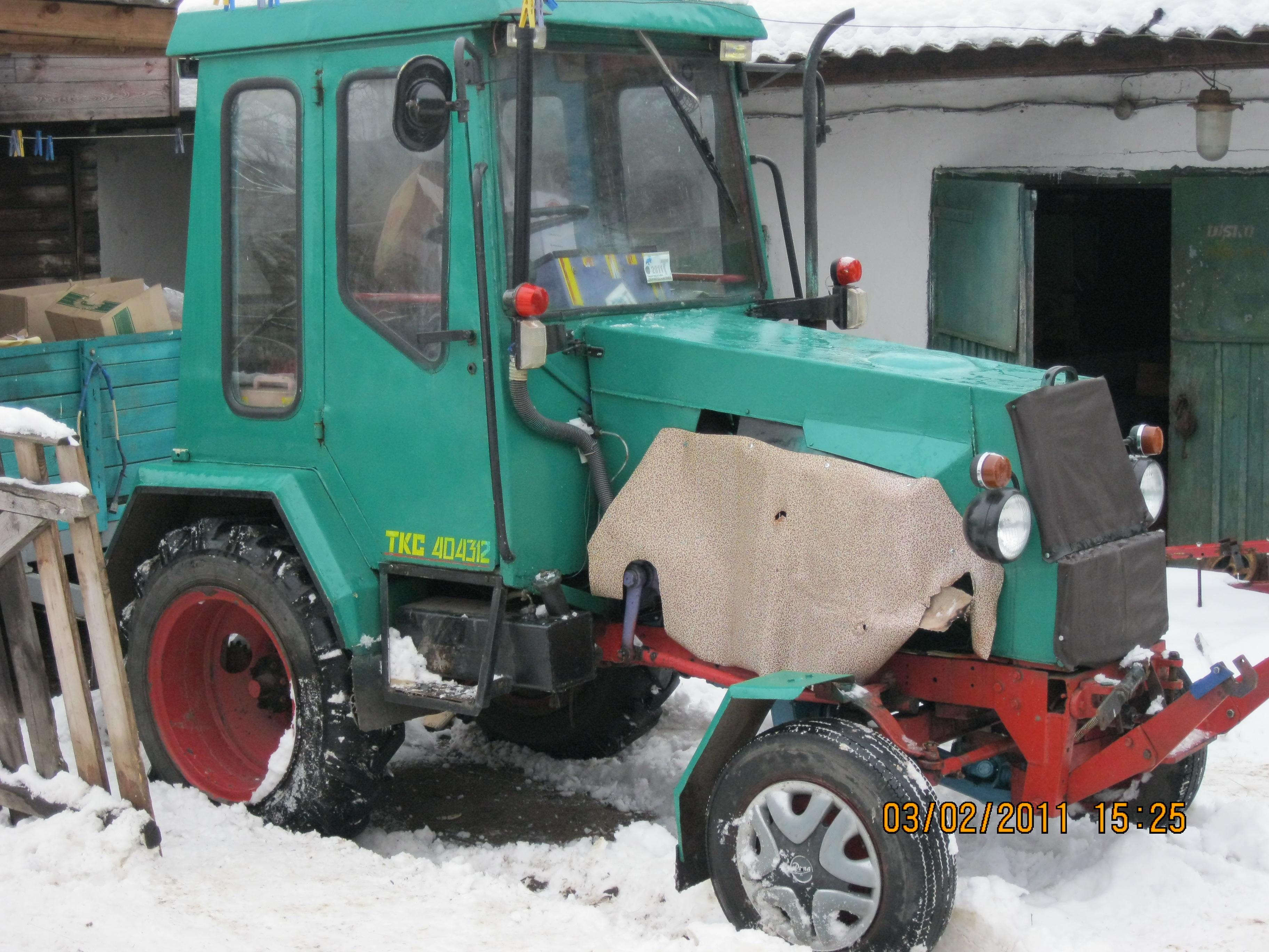 Ютуб ру самодельные трактора 54