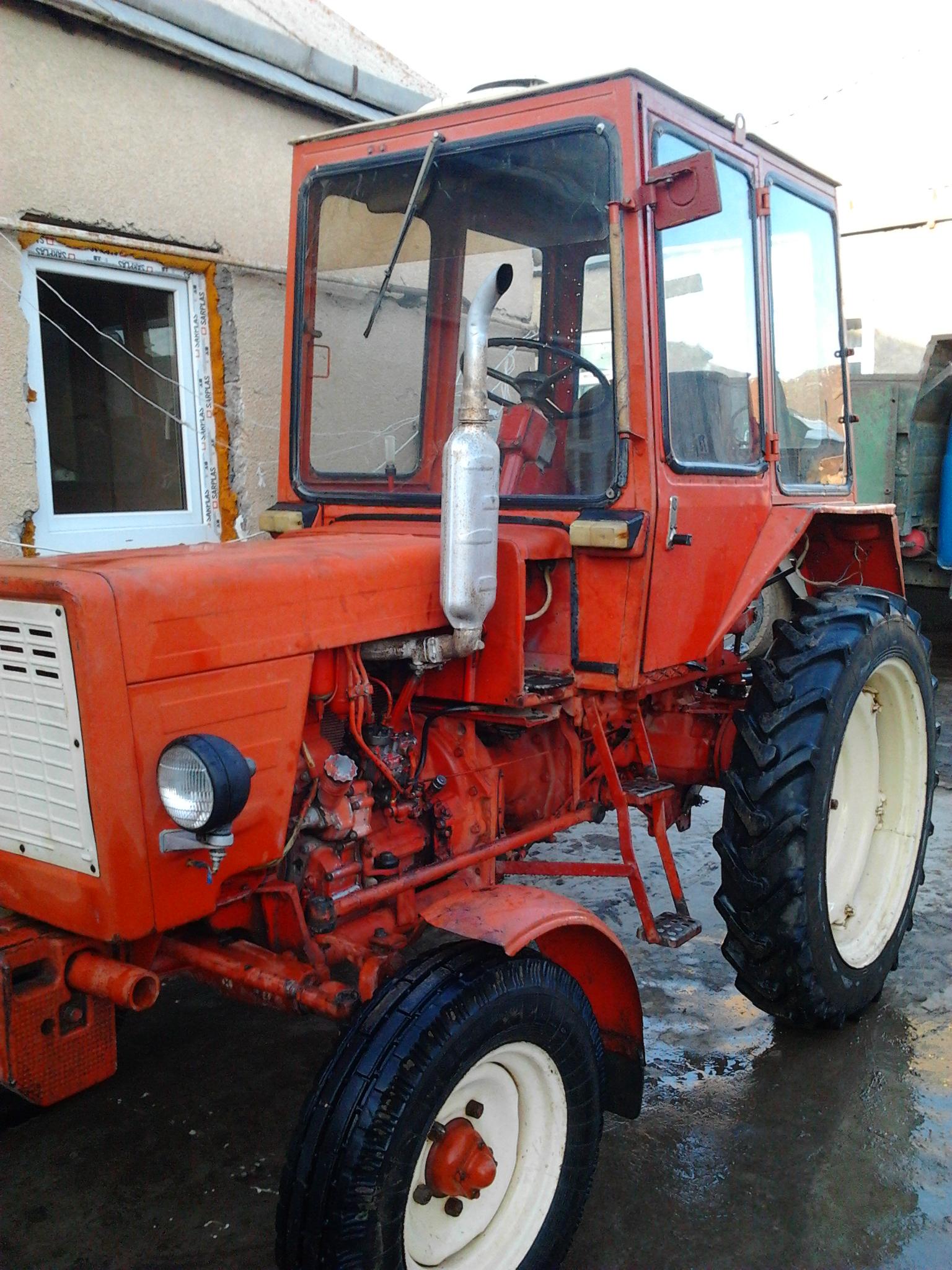 фотогалеря трактор владимирец т25 и его устройства | Fermer.Ru ...