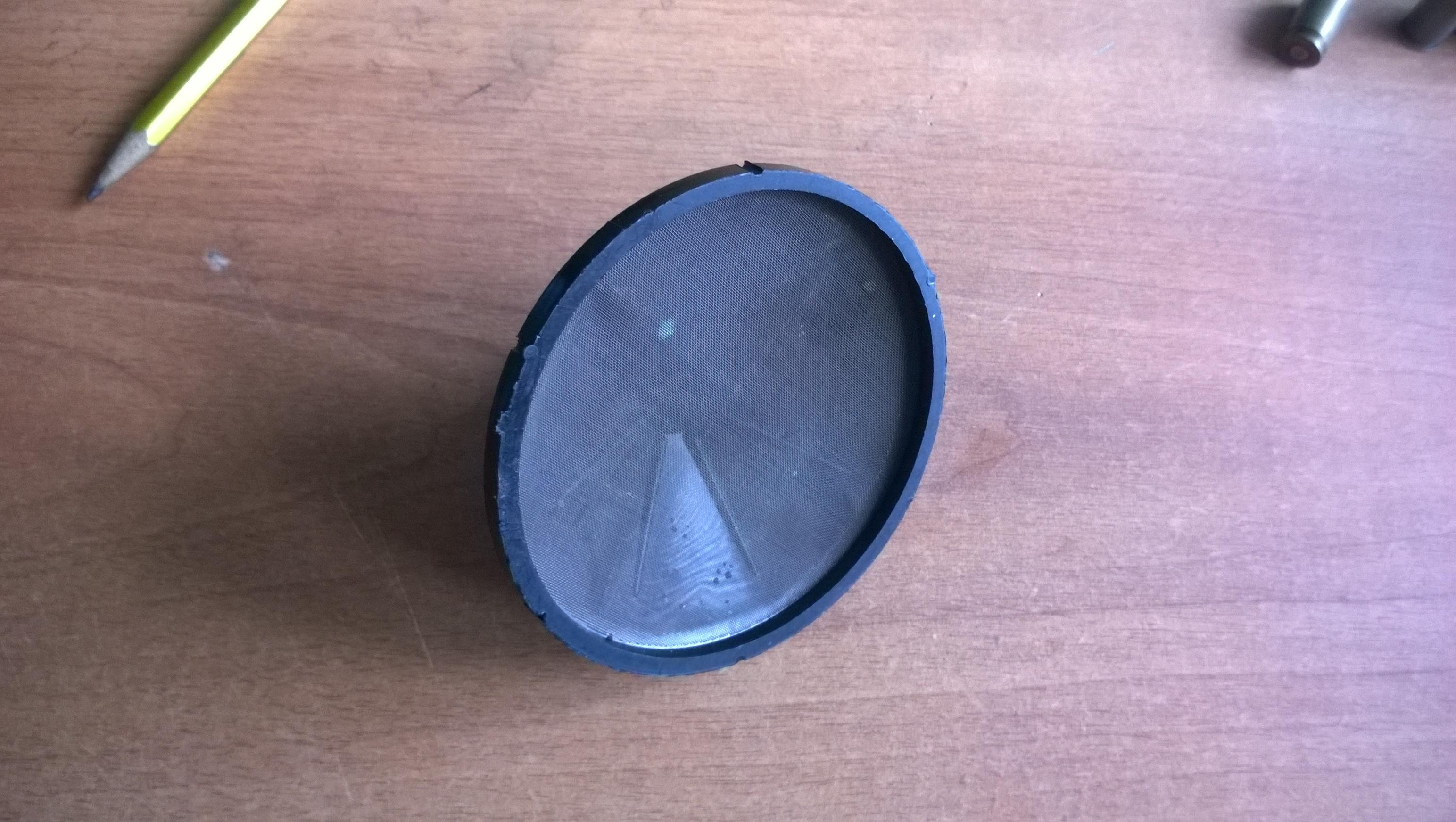 МТЗ 80, замена старого топливного фильтра на фильтр нового.