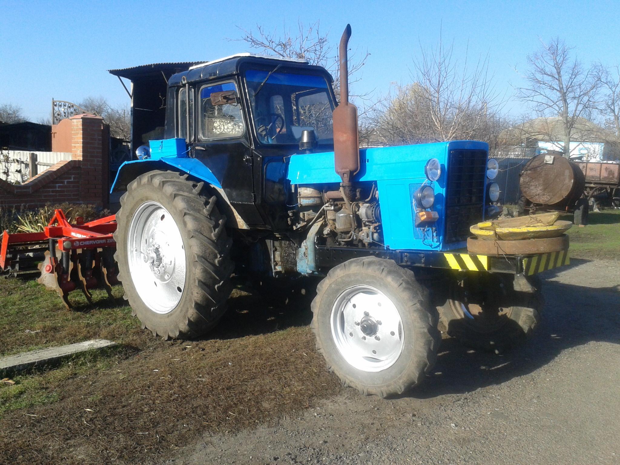 Сельхозтехника. Трактора для фермеров. Цены на навесное и.