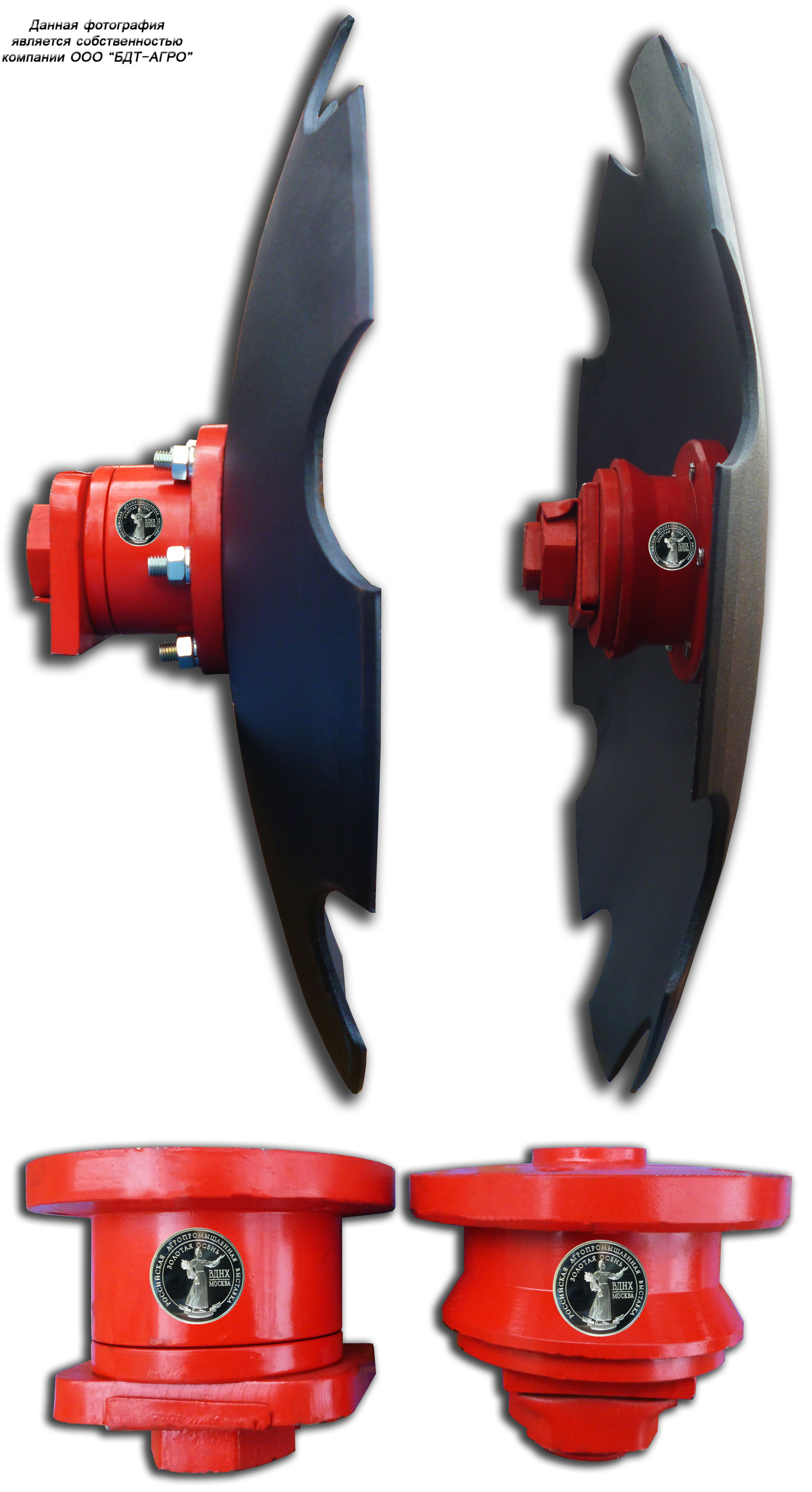 Подшипниковый узел для стойки на эластомерах снаружи сферы диска и внутри сферы диска