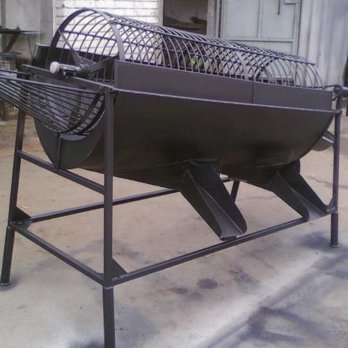 Сортировочный стол для картофеля своими руками