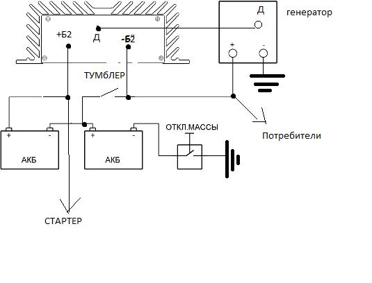 Схема преобразователя напряжения пн 15а 12 24