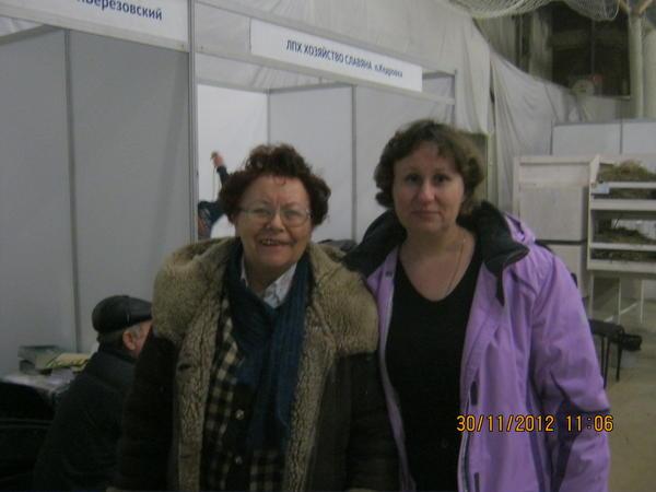 Я и Маклякова Светлана Владимировна