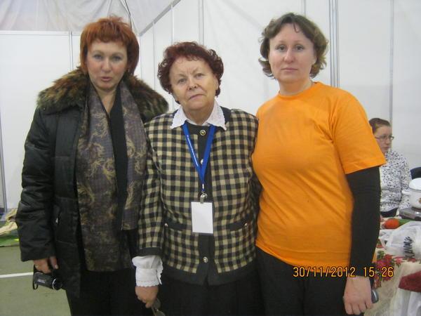 Вика из Сарапула и Светлана Владимировна