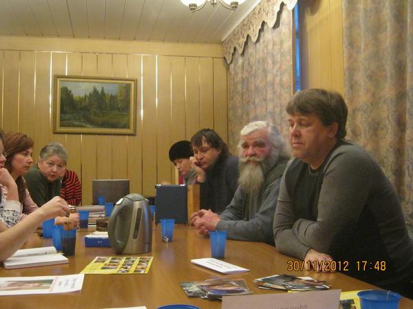 Круглый стол козоводов