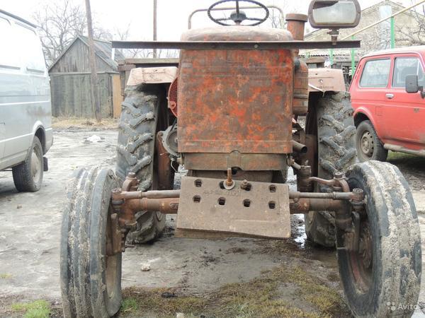 Тракторы Владимирского тракторного завода. Какие бывают.