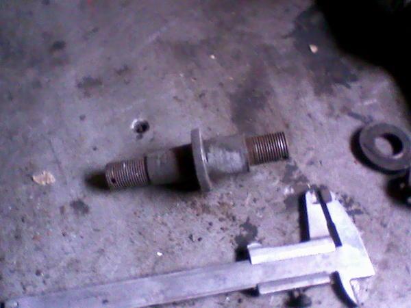 Ремонт рулевой колонки МТЗ- 80