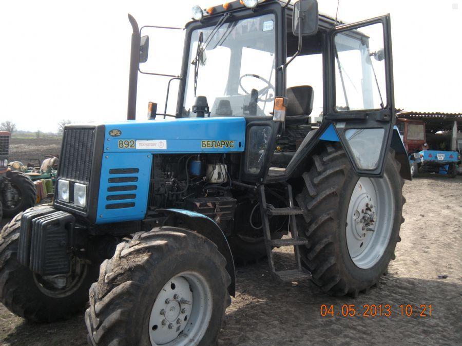 Трактор мтз 82.1 2014 Года - МТЗ 82.1, 2014 - Тракторы и.