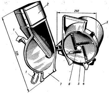 Дробилка для пенопласта своими руками чертежи