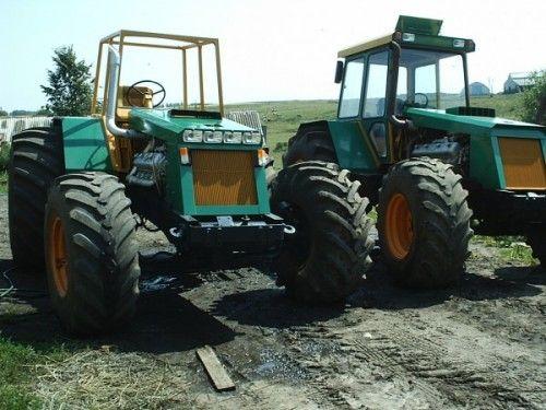 """Как собрать самодельный трактор  """"Бизон """".  Описание конструкции и технологии сборки."""