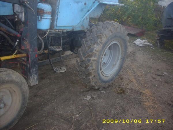 Трактор т 25 навесное своими руками