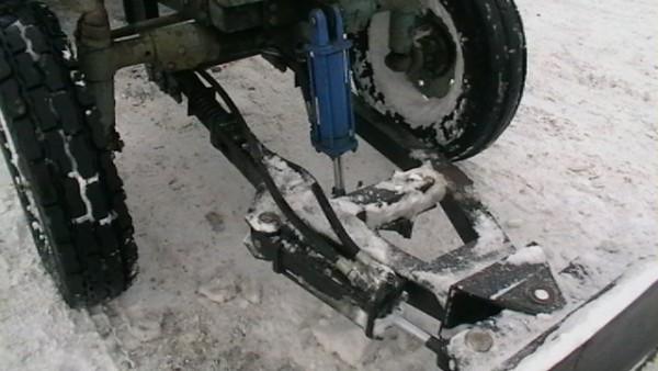 Трактор Беларус 82.1 в городе Елабуге. Цена 1 рубль