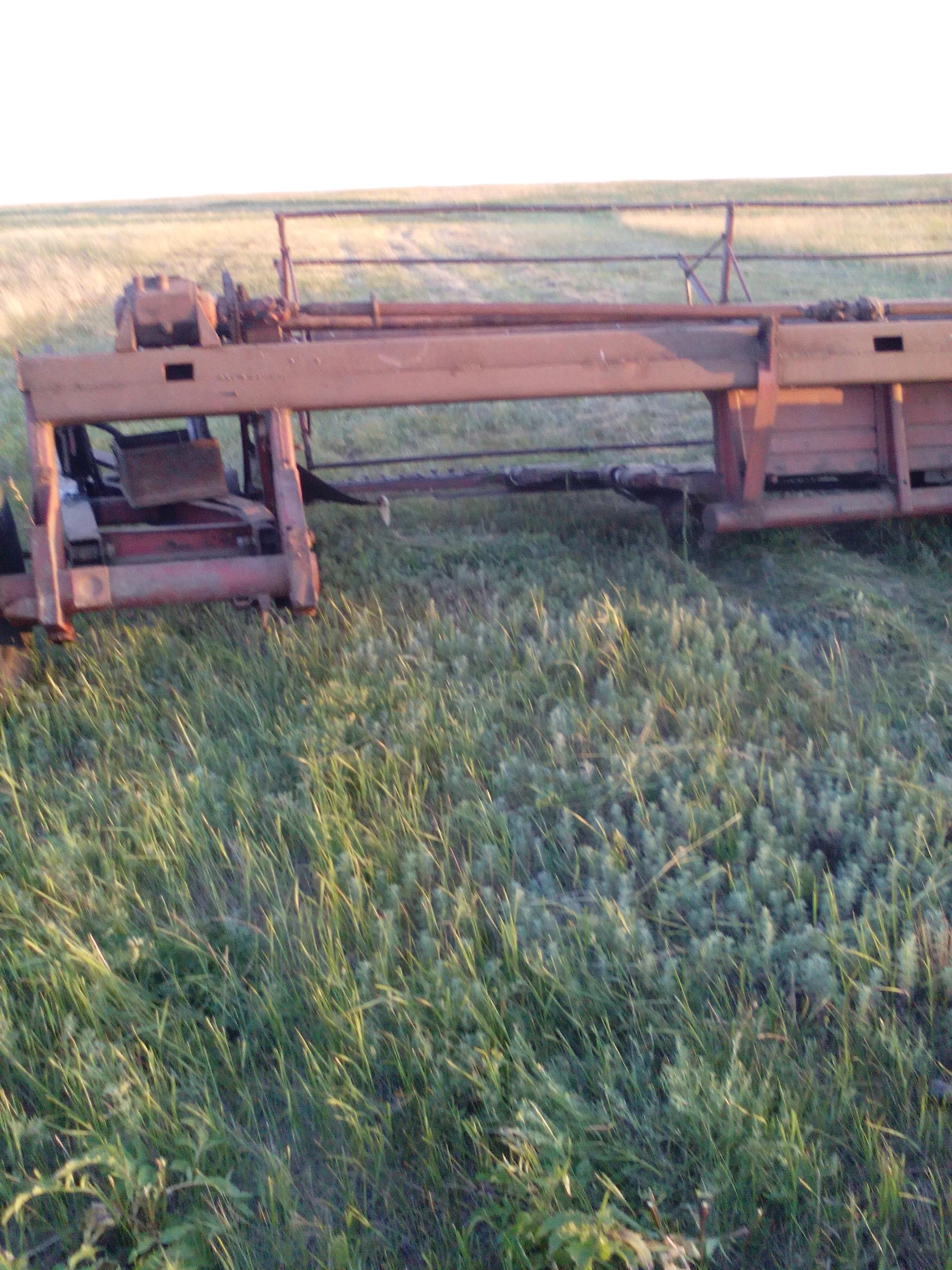Самодельная прицепная на трактор