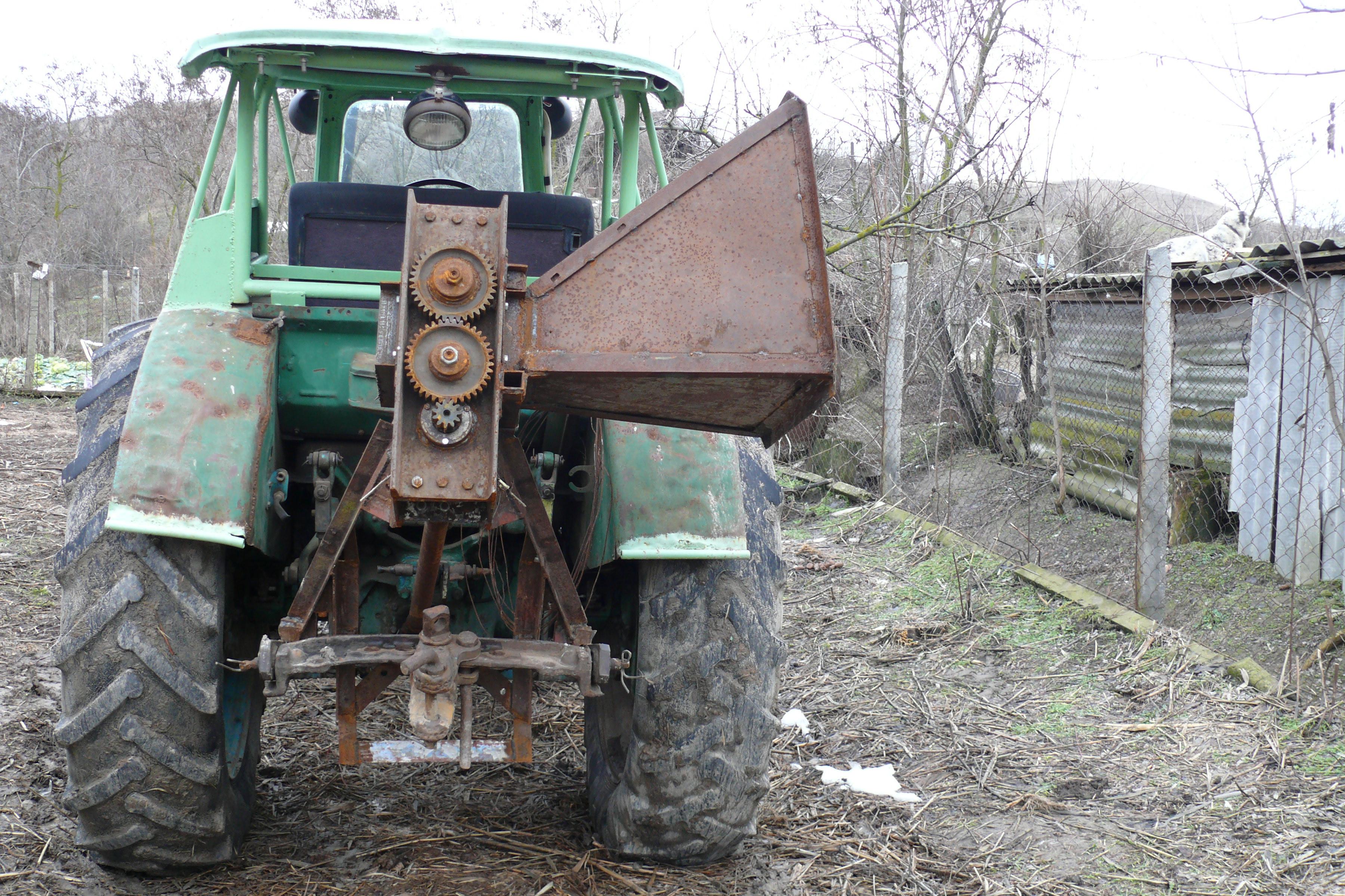 самодельной сельхозтехники фото