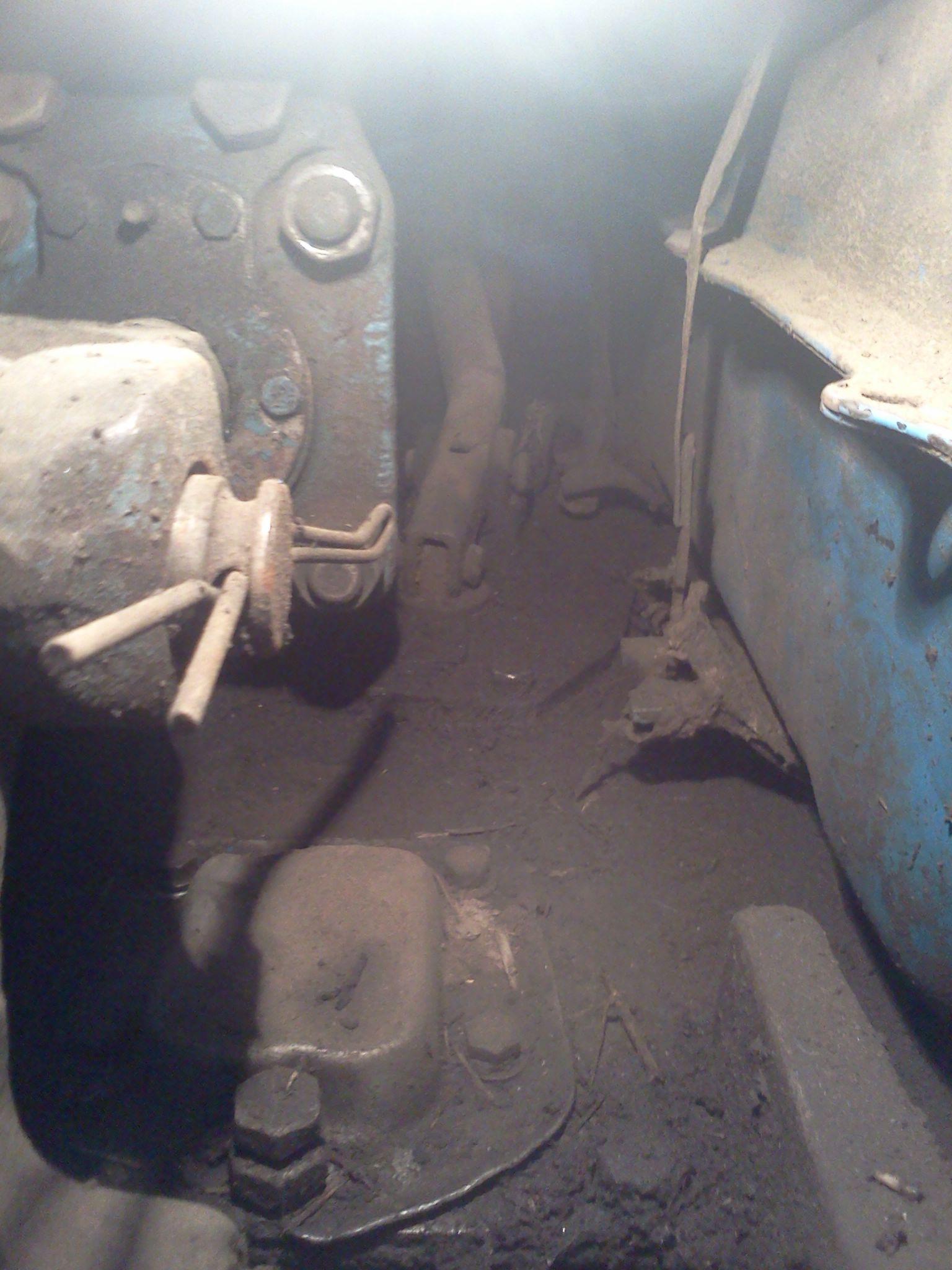 Топливный бак трактора МТЗ 82 и его объем