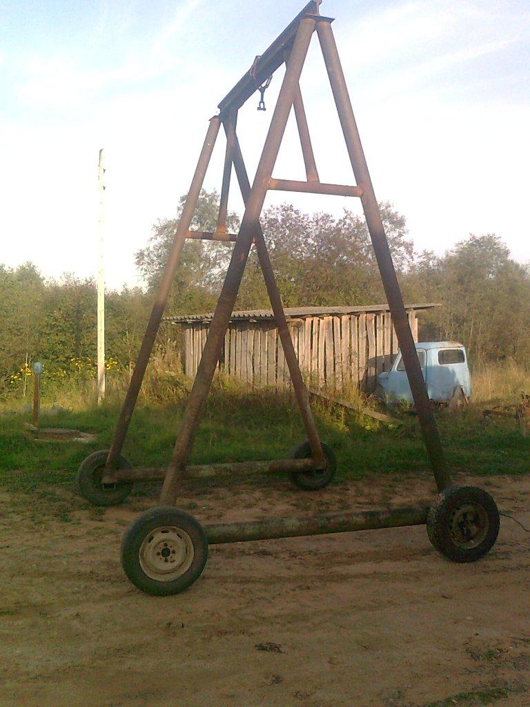 Восстановление трактора МТЗ. Снятие кабины. - YouTube