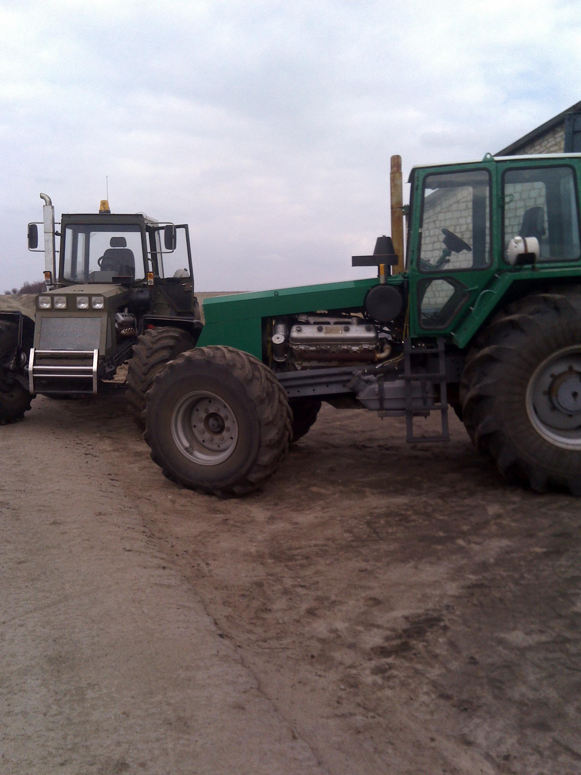 Фото немецкие гусеничные трактора