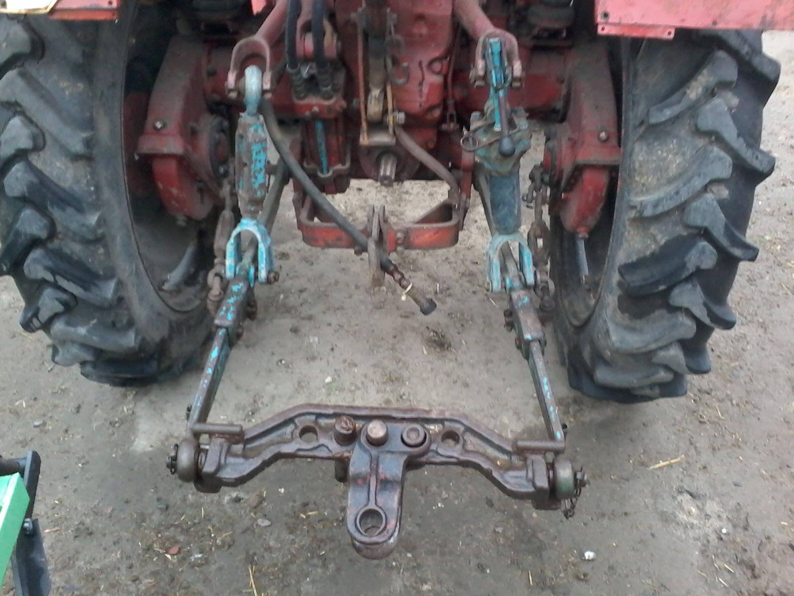 Задняя навесная серьга на трактора просмотр фото