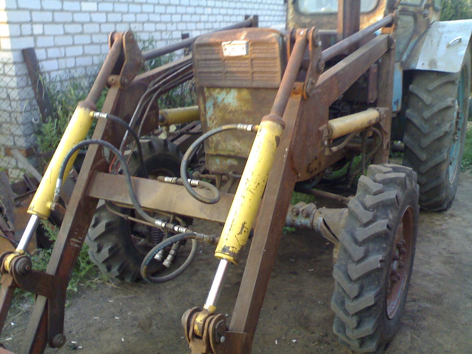 Т 40 трактор кун своими руками и схема