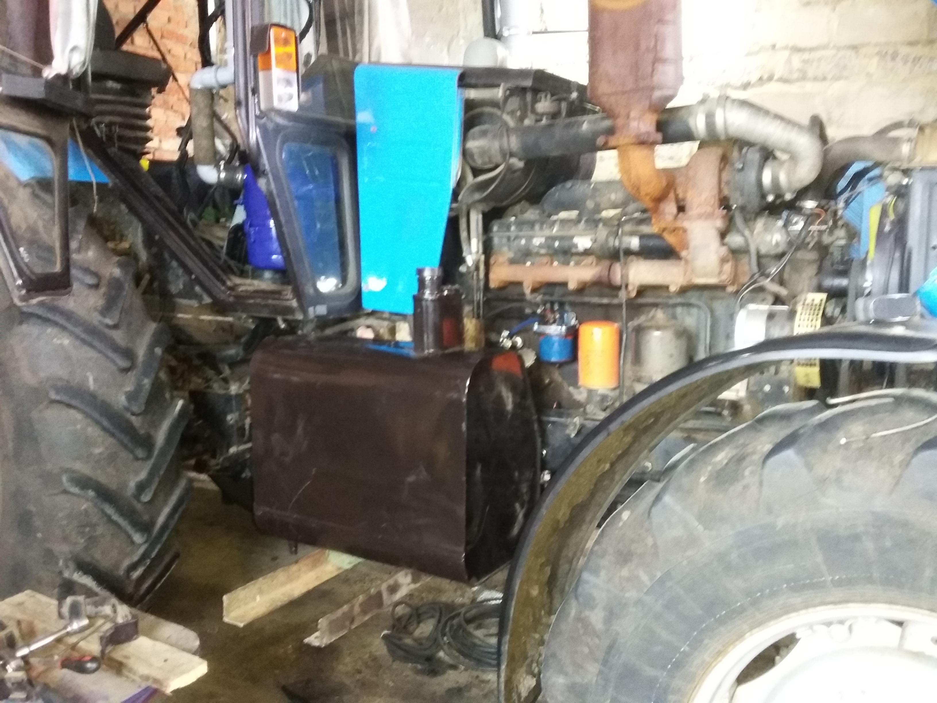 Шины, диски, проставки на трактора МТЗ