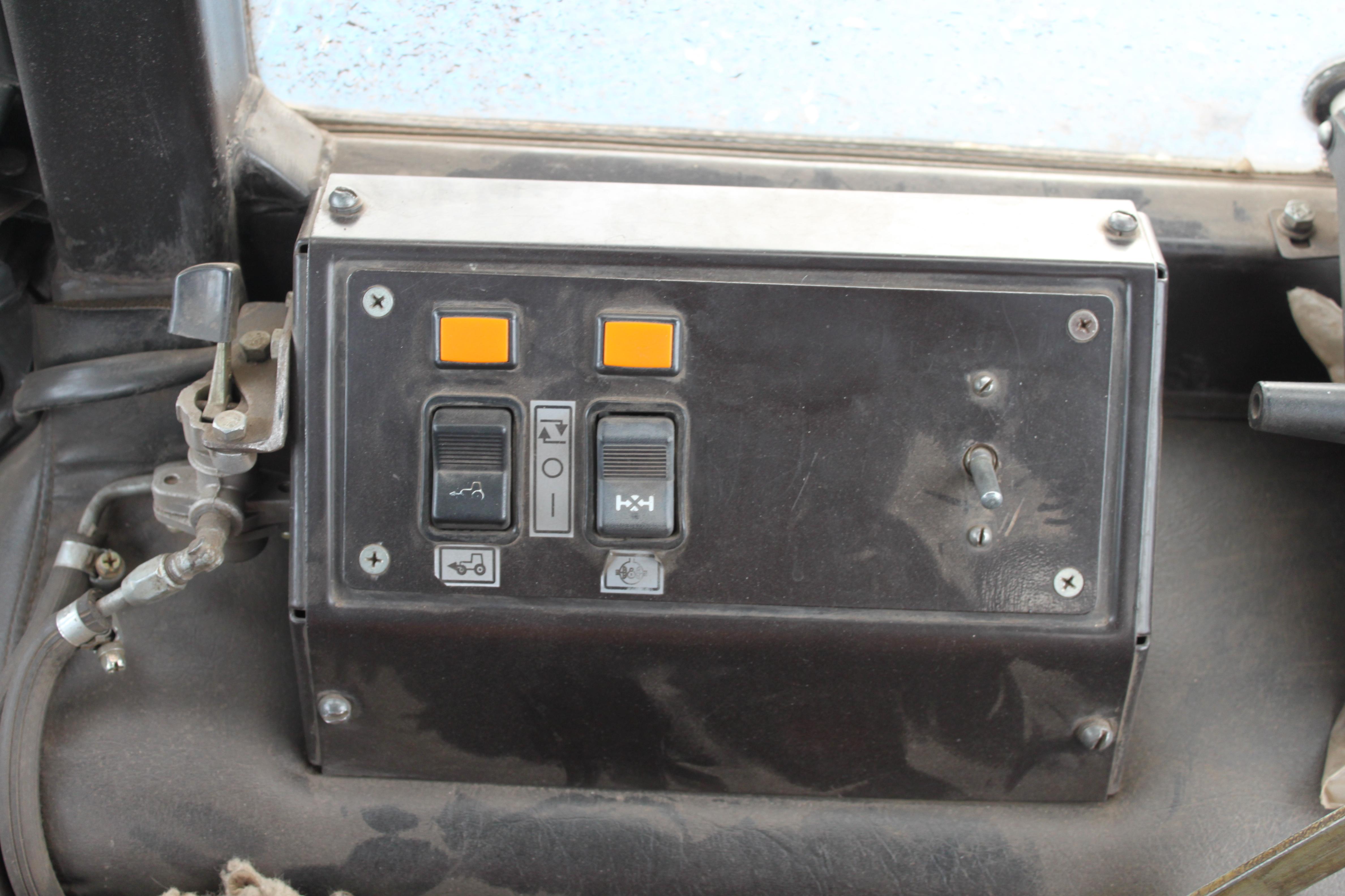 Демонтаж и ремонт вала отбора мощности трактора МТЗ-82.