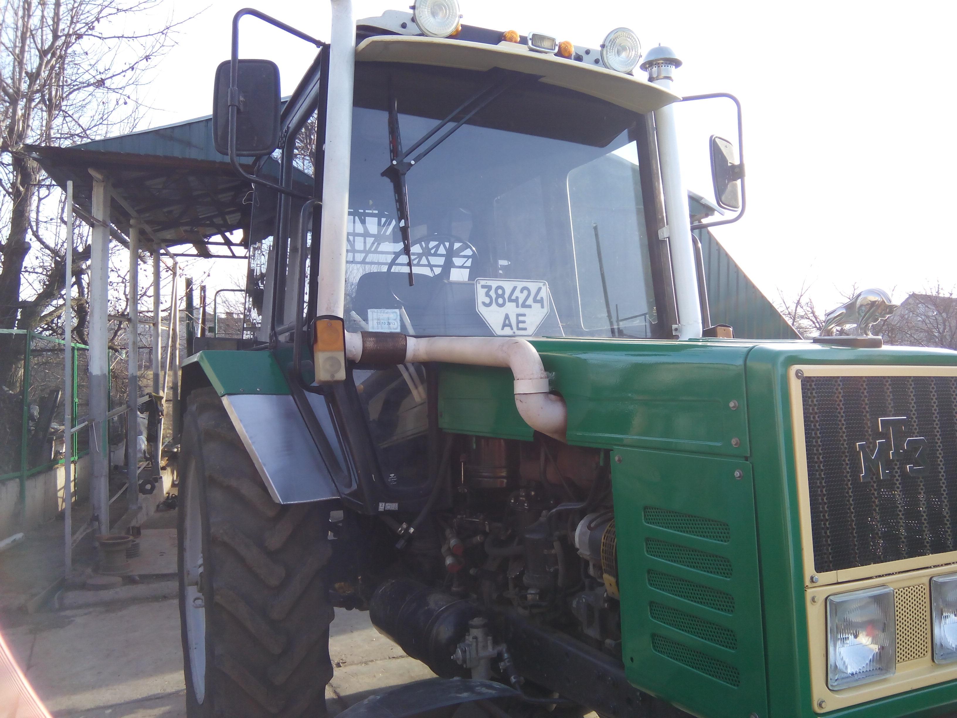 Запчасти на тракторы МТЗ-1221, МТЗ-1522