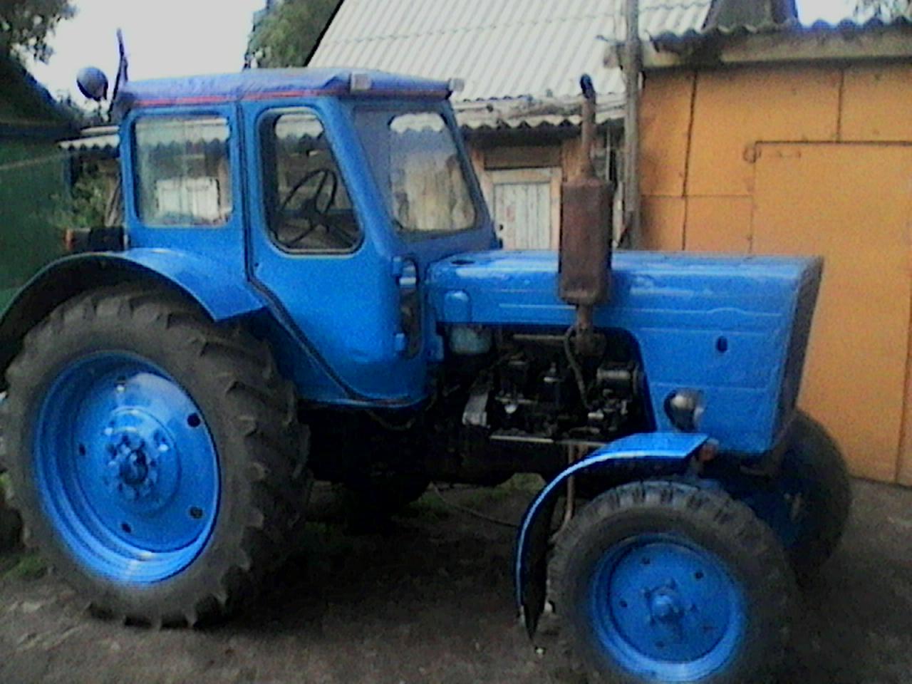 Трактор Беларус МТЗ 82.1-23/12 Балочник (2017г)