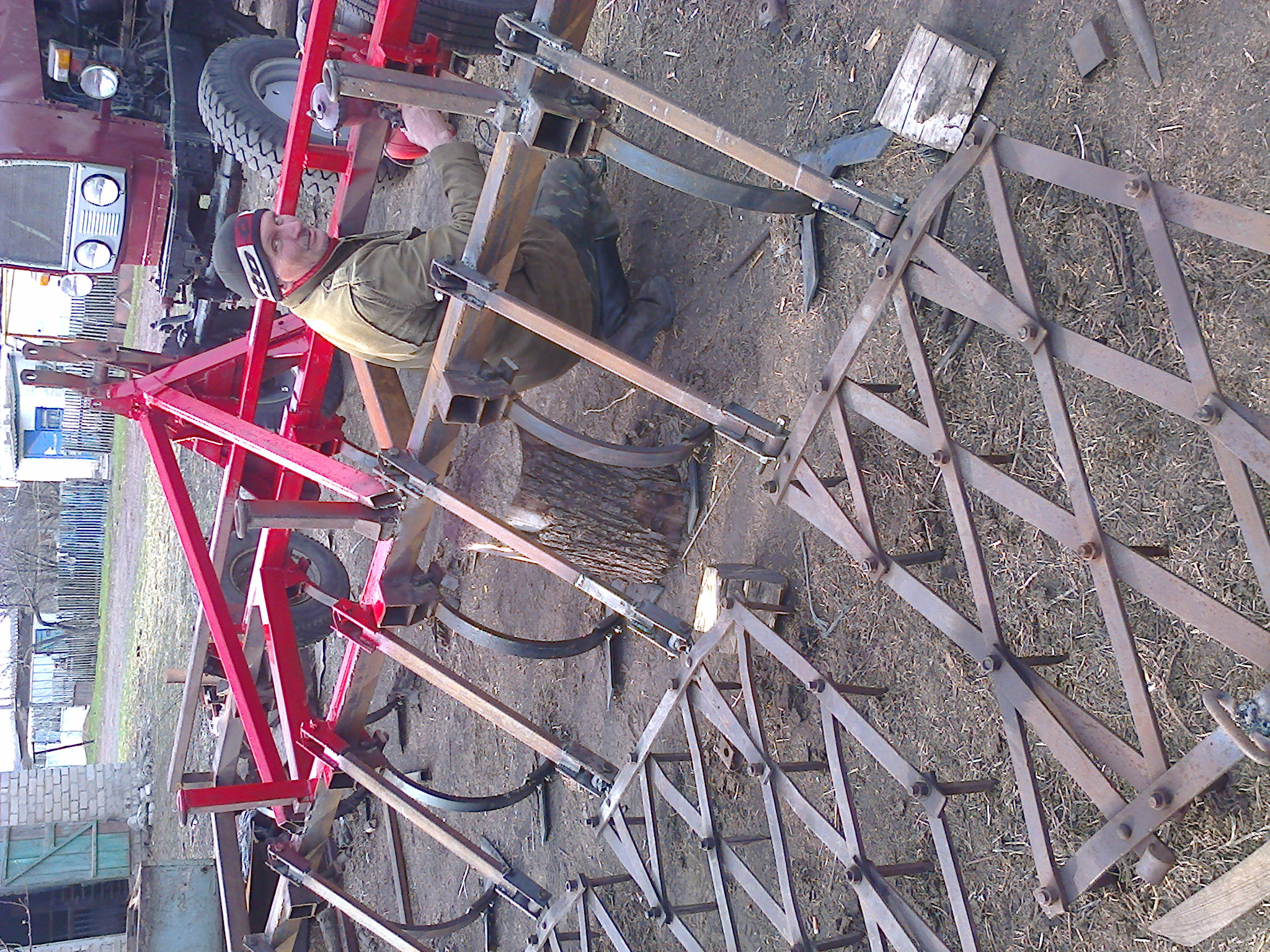 Культиватор трактора своими руками 89