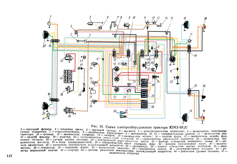 схема електропроводки газ 31029