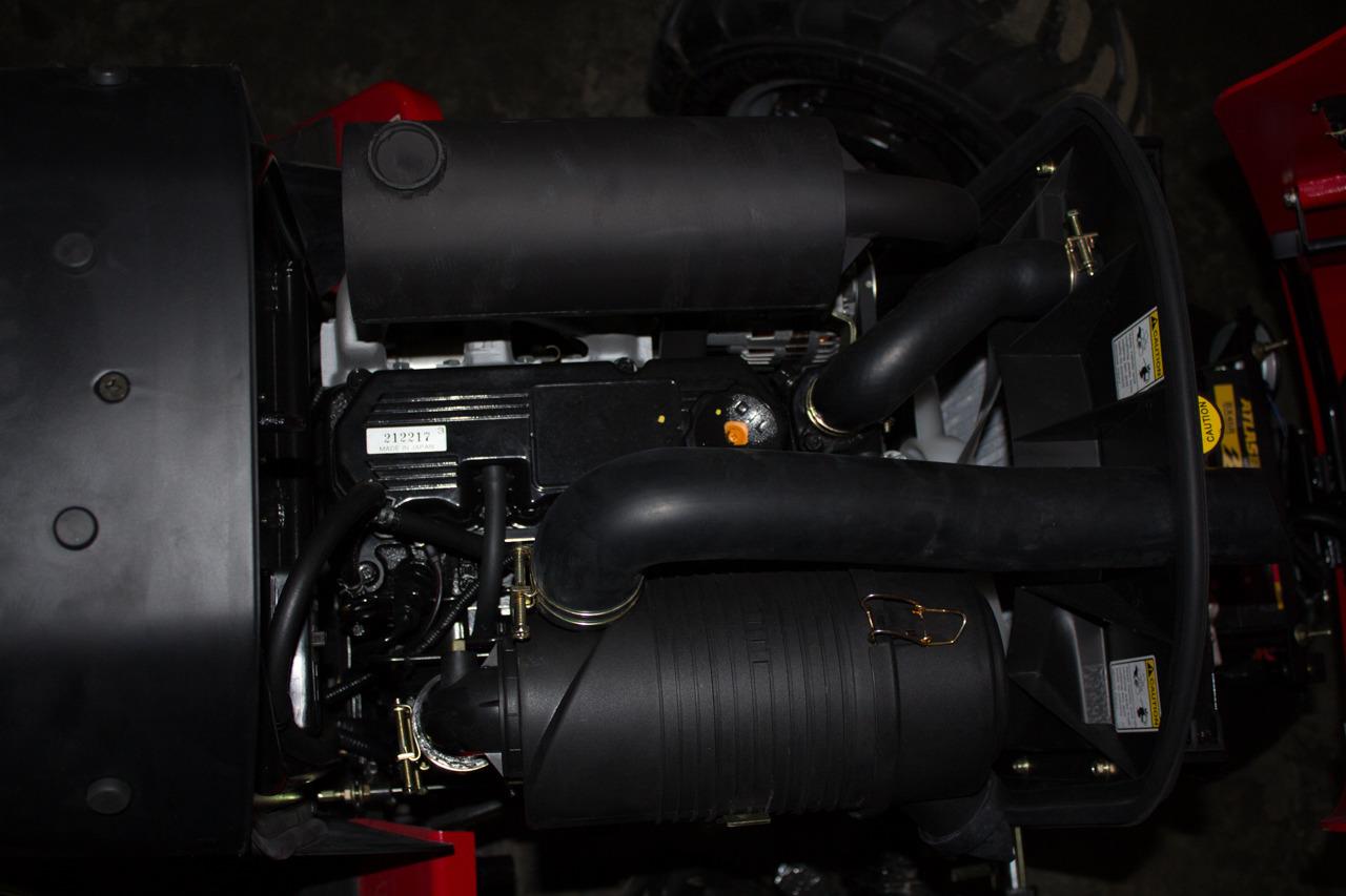 двигатель tym 233