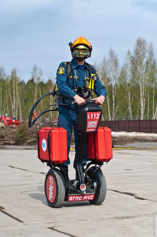 противопожарная машина